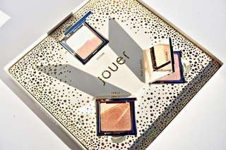 Jouer Cosmetics highlighter (travel-sized)