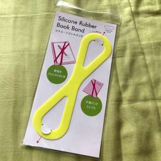 Silicone Rubber Book Band