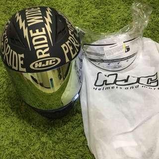 HJC Rebel Helmet size M