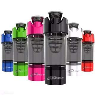Cyclone Cup Protein Shaker Bottle