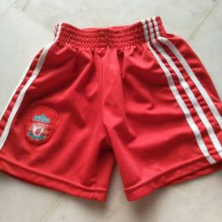 Liverpool Kids Short Pant