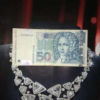 克罗地亚纸币