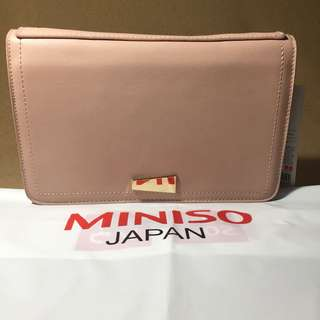 Miniso Single Color Fashionable Crossbody Bag
