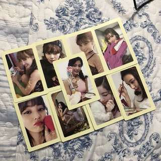 TWICETAGRAM PREORDER BENEFIT