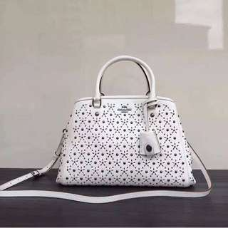 Coach Margot Studded Leather Bag
