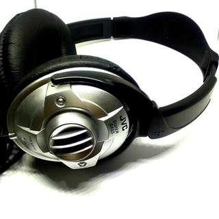 JVC Full Stereo Headphones