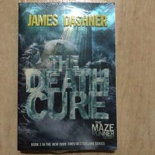 The Death Cure book (new)