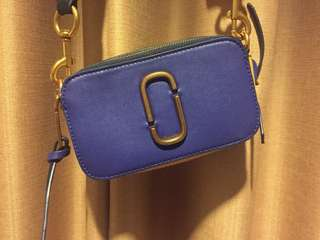 Marc jacobs snapshot blue mirror quality