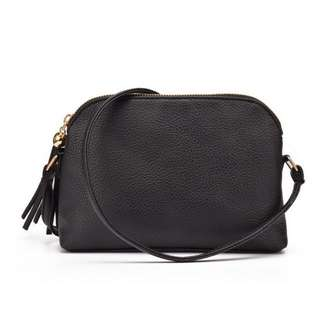 Soft Leather Cross Body Bag