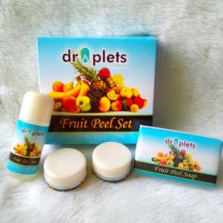 Fruitpeel set