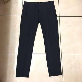 Zara 西裝褲 (g2000 sst&c uniqlo gu 可參考)#新春八折