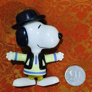 Snoopy Romania Toy