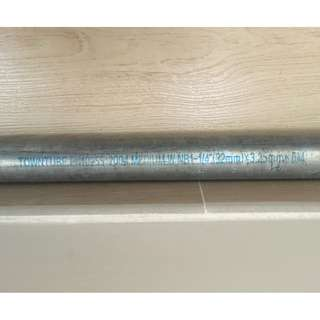 "鐵通 Metal Pipe 1.5M (Towntube EN10255 Medium 1-1/4"" 32mm)"