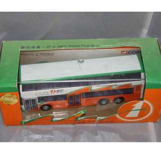 全新-新巴,第一啟行版。1:76、ALX500 BODIED DENNIS TRIDENT.[LIMITED EDITION]