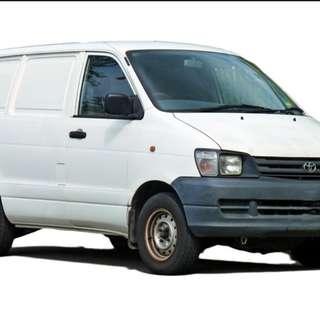 Toyota Liteace CNY special!