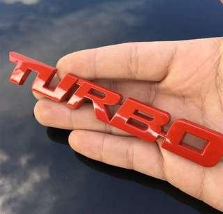 """""""Tubro"""" Emblem"""