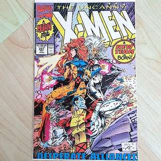 Marvel Comics Uncanny X-men 281 Near Mint Condition