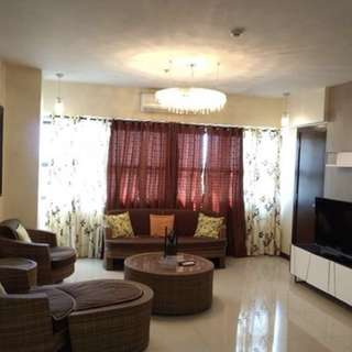 3BR Fully Furnished Cono Unit