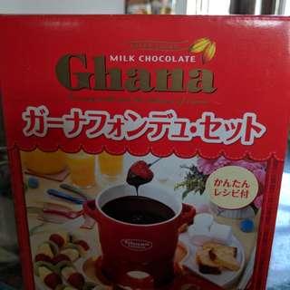 Ghana 朱古力火鍋 chocolate hot pot