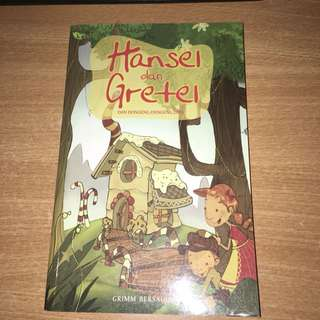 Hansel dan gretel dan dongeng lainnya