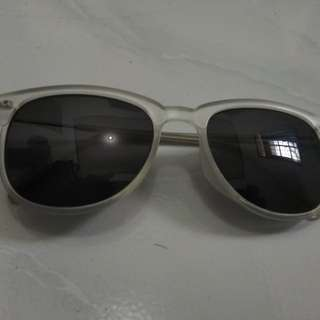 Sunglasses Frogskins Slim Transparent