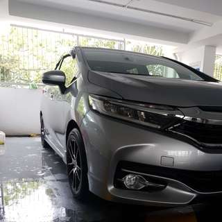 9H Protection coating (Honda)