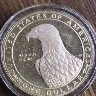 USA 1983 Silver Proof Coin