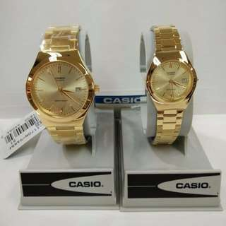 Casio Couple's Watch