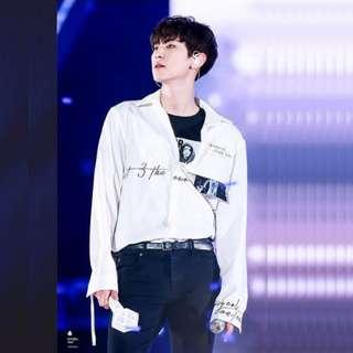 Exo Shirt Preorder