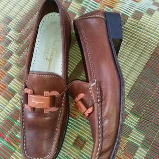 Sepatu Merk Salvatore Original Size 5,5/23,5cm