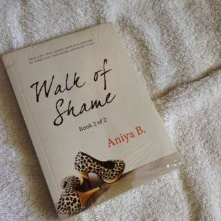 Walk of Shame Book 2