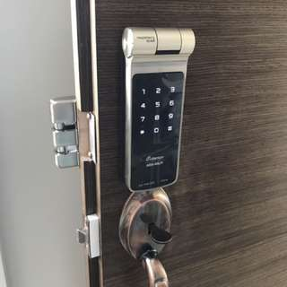 Digital door lock gateman z10