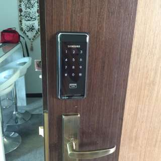 Digital door lock Samsung 2920