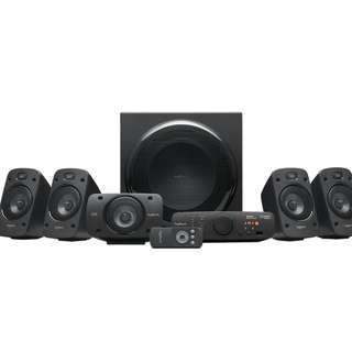 Logitech Z906 THX 3D Dolby 5.1 Surround Speakers
