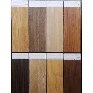 lantai vinyl plank premiere motif kayu
