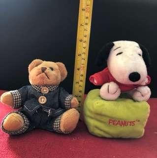 Winnie The Pooh & Figurine