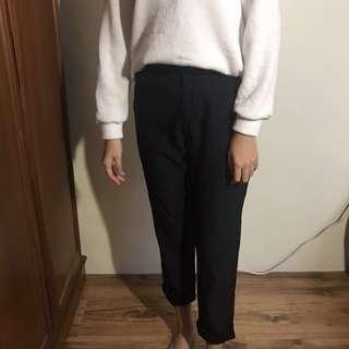 🚚 黑色西裝褲