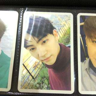 [ WTT / WTS ] JB Jaebum 7 for 7 747 Present edition photocard