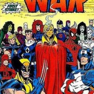 Infinity War #1 to #6