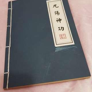 九陽神功筆記簿