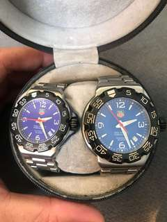 Authentic Tag Heuer (couples)
