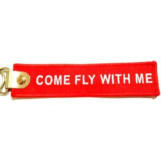 KEY TAG (COME FLY WITH ME)