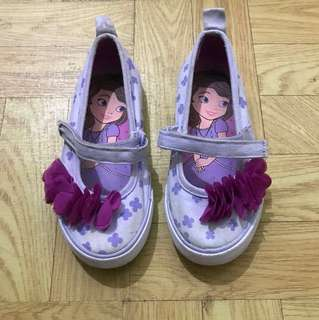 AUTHENTIC SOFIA THE FIRST SHOES