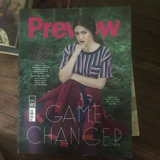 Preview: Nadine Lustre