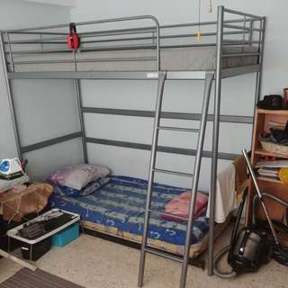 Give AWAY! Ikea single bed frame