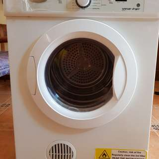 Whirlpool Tumble Dryer Front Load