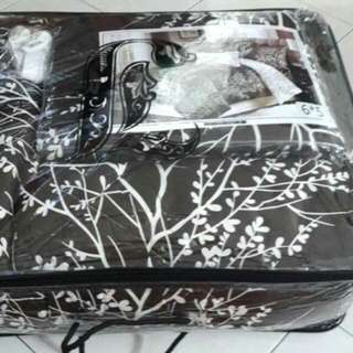 Comforter Bedsheet Set 6 In 1 RM107-RM145 Only + FREE Postage To WM