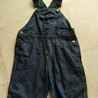Kids Jeans Pants Jumpsuits