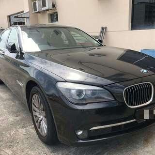 BMW 730Li SG