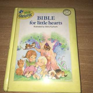 Bible for little hearts